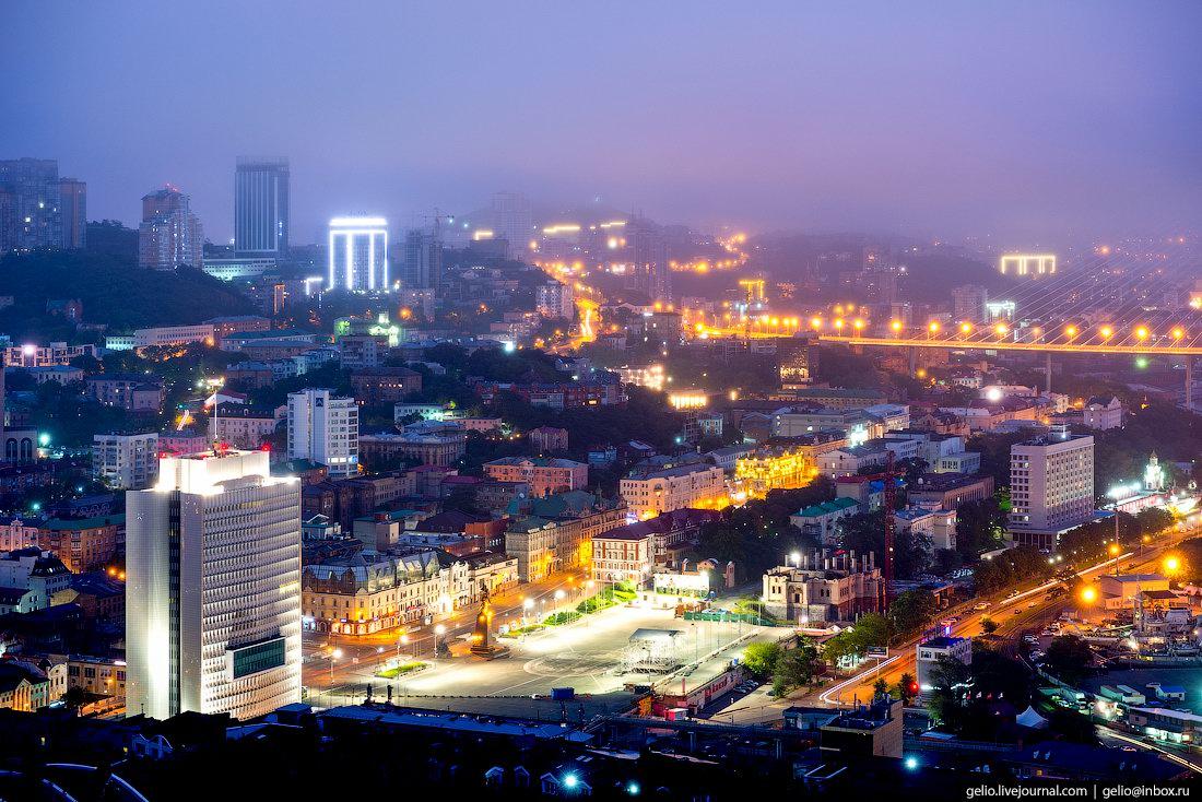 Climate of Vladivostok, description of the city, time zone, economy 34