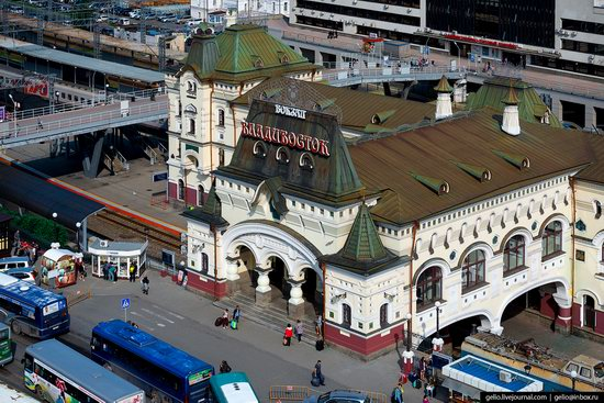 Vladivostok, Russia - the view from above, photo 5