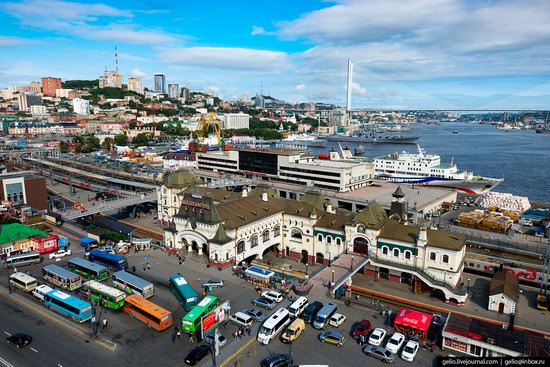 Vladivostok, Russia - the view from above, photo 6