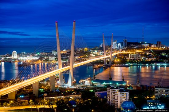 Vladivostok, Russia - the view from above, photo 7