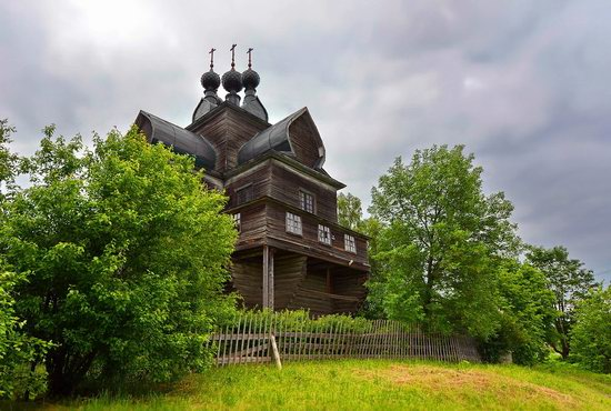 Assumption Church in Nelazskoye, Vologda region, Russia, photo 2