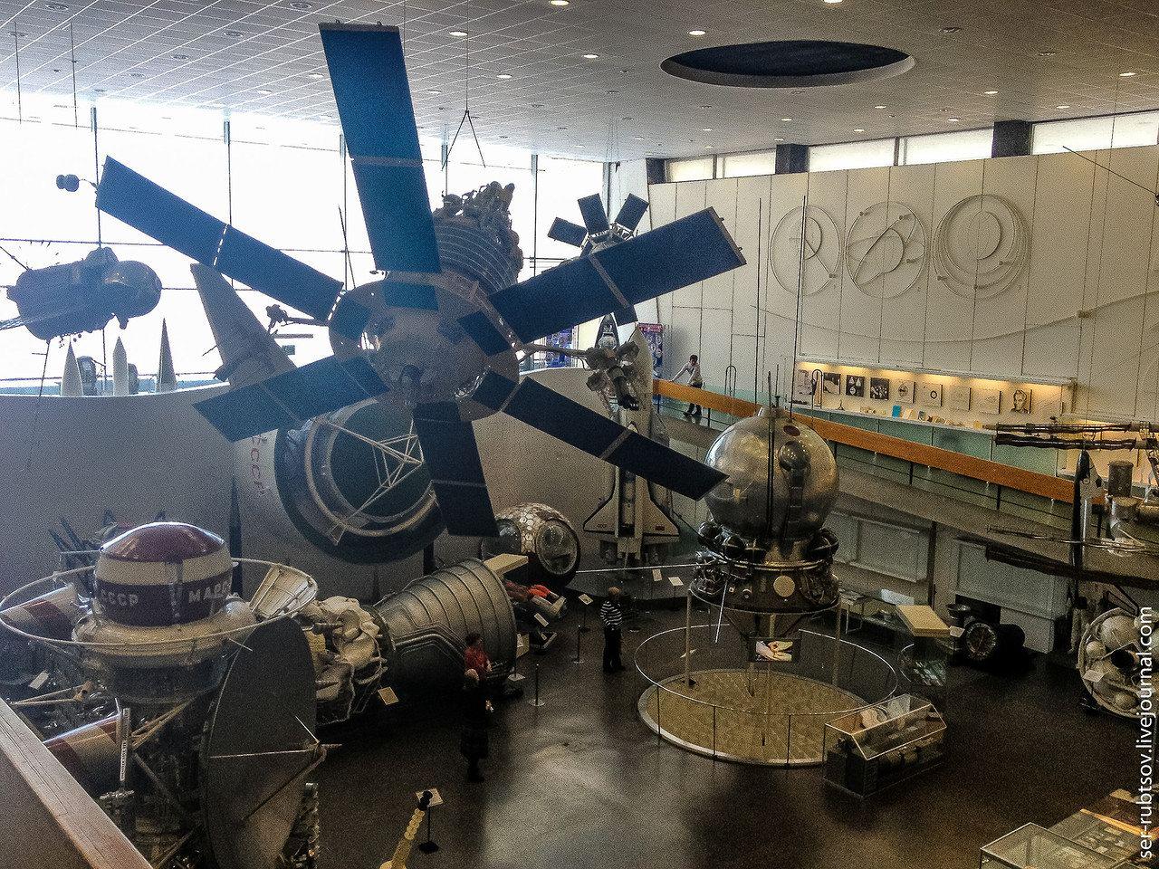 Kaluga - the cradle of astronautics