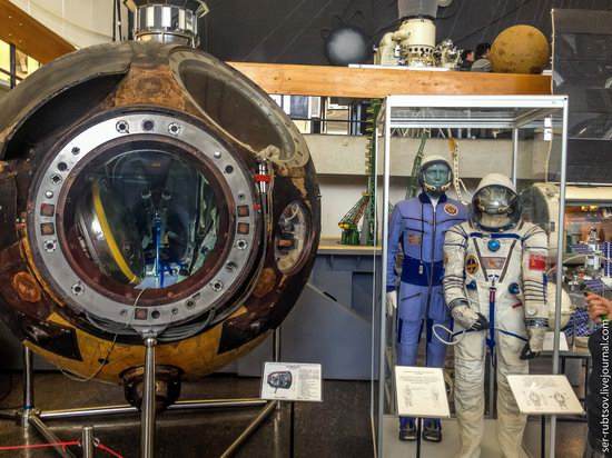 Museum of the History of Cosmonautics in Kaluga, Russia, photo 11