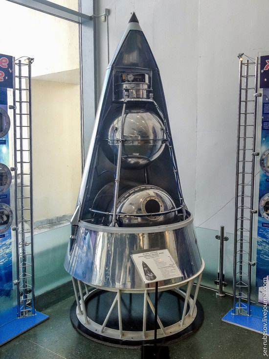Museum of the History of Cosmonautics in Kaluga, Russia, photo 19