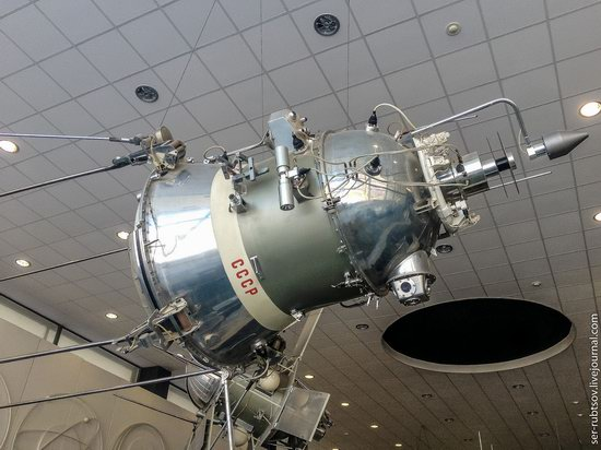 Museum of the History of Cosmonautics in Kaluga, Russia, photo 20
