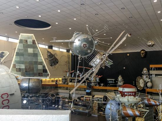 Museum of the History of Cosmonautics in Kaluga, Russia, photo 3
