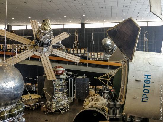 Museum of the History of Cosmonautics in Kaluga, Russia, photo 4