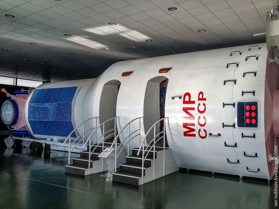 Museum of the History of Cosmonautics in Kaluga, Russia, photo 6
