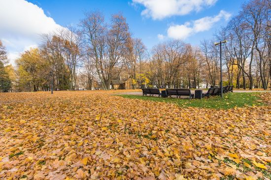 Golden autumn in Kolomenskoye, Moscow, Russia, photo 10