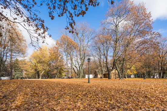 Golden autumn in Kolomenskoye, Moscow, Russia, photo 11