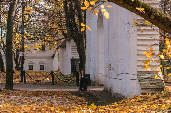 Golden autumn in Kolomenskoye, Moscow, Russia, photo 14