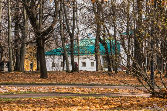 Golden autumn in Kolomenskoye, Moscow, Russia, photo 15
