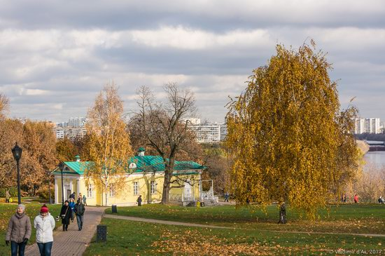 Golden autumn in Kolomenskoye, Moscow, Russia, photo 22