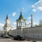 Nikolo-Ugreshsky Monastery in Dzerzhinsky