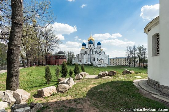 Nikolo-Ugreshsky Monastery in Dzerzhinsky, Russia, photo 11