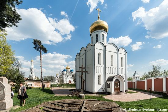 Nikolo-Ugreshsky Monastery in Dzerzhinsky, Russia, photo 13