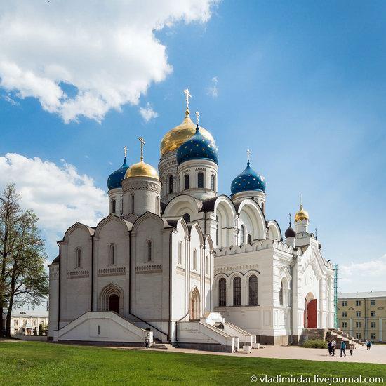 Nikolo-Ugreshsky Monastery in Dzerzhinsky, Russia, photo 14