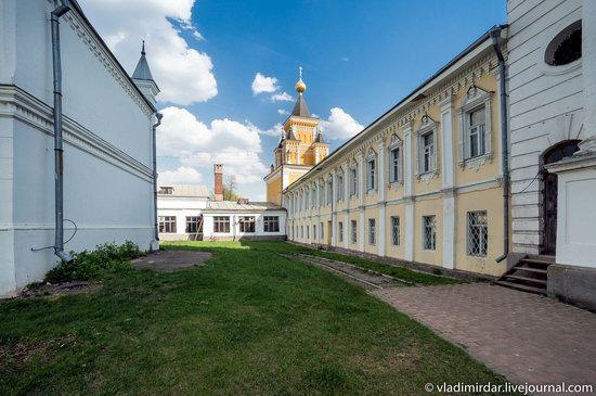 Nikolo-Ugreshsky Monastery in Dzerzhinsky, Russia, photo 17