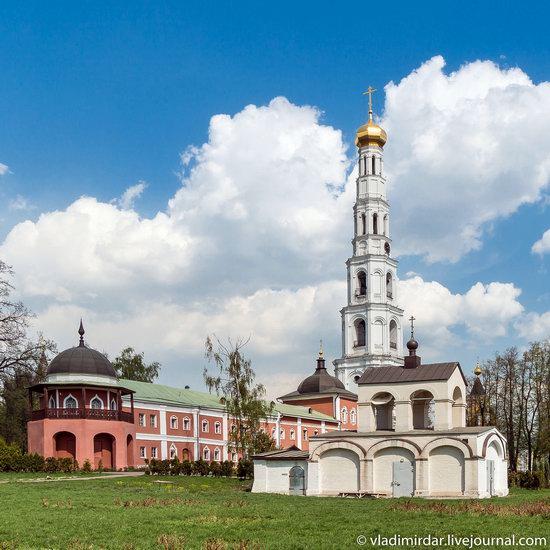 Nikolo-Ugreshsky Monastery in Dzerzhinsky, Russia, photo 21