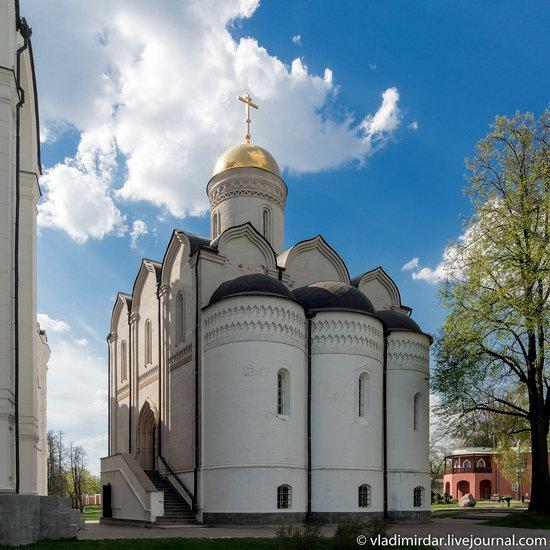 Nikolo-Ugreshsky Monastery in Dzerzhinsky, Russia, photo 22