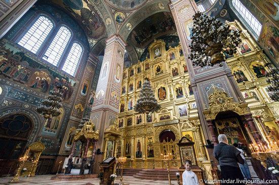 Nikolo-Ugreshsky Monastery in Dzerzhinsky, Russia, photo 24