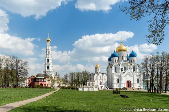 Nikolo-Ugreshsky Monastery in Dzerzhinsky, Russia, photo 26