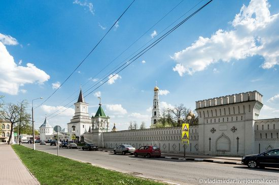 Nikolo-Ugreshsky Monastery in Dzerzhinsky, Russia, photo 4