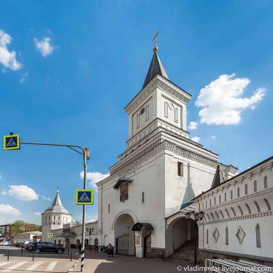 Nikolo-Ugreshsky Monastery in Dzerzhinsky, Russia, photo 5