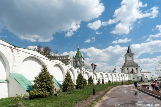Nikolo-Ugreshsky Monastery in Dzerzhinsky, Russia, photo 6