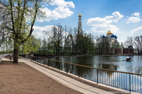 Nikolo-Ugreshsky Monastery in Dzerzhinsky, Russia, photo 8
