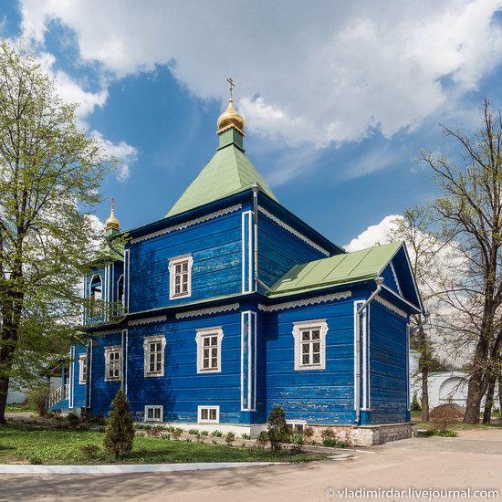 Nikolo-Ugreshsky Monastery in Dzerzhinsky, Russia, photo 9