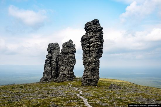 Manpupuner Plateau and Dyatlov Pass, Russia, photo 13
