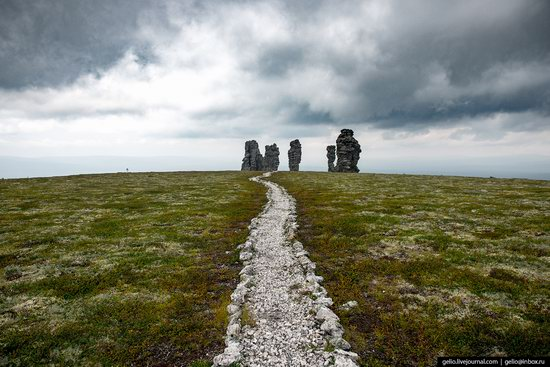 Manpupuner Plateau and Dyatlov Pass, Russia, photo 15