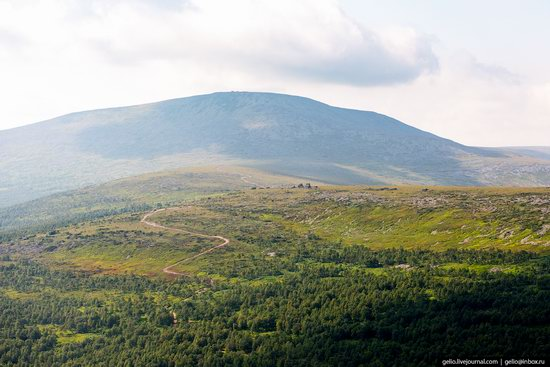 Manpupuner Plateau and Dyatlov Pass, Russia, photo 16