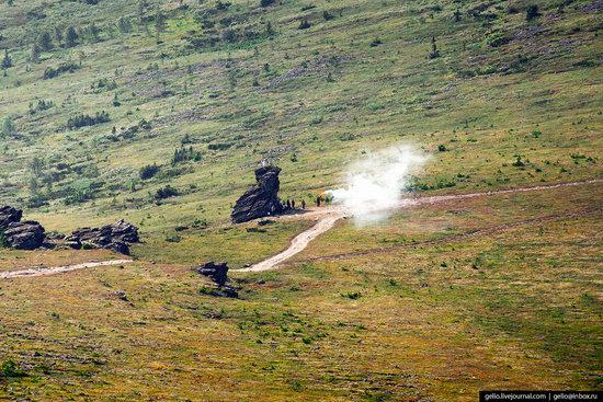 Manpupuner Plateau and Dyatlov Pass, Russia, photo 17