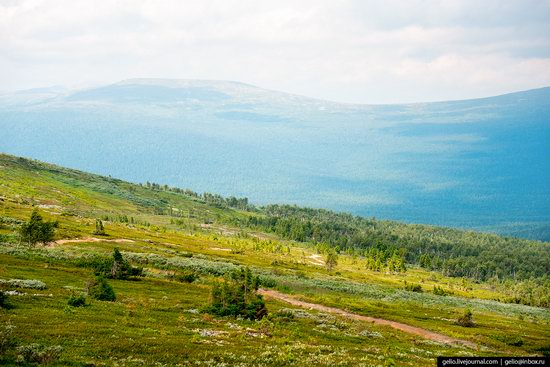 Manpupuner Plateau and Dyatlov Pass, Russia, photo 20