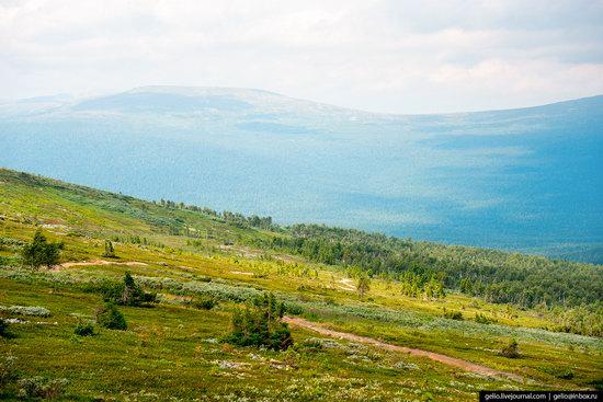 Manpupuner Plateau and Dyatlov Pass, Russia, photo 20