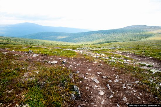 Manpupuner Plateau and Dyatlov Pass, Russia, photo 21