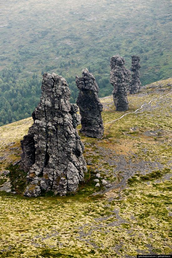Manpupuner Plateau and Dyatlov Pass, Russia, photo 9