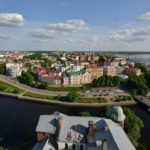 Picturesque views of Vyborg