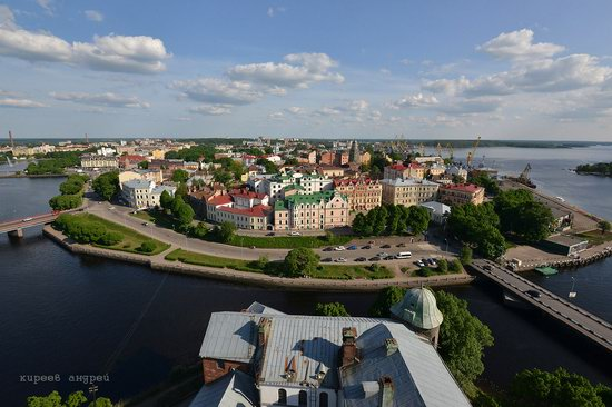 Vyborg city, Leningrad region, Russia, photo 1