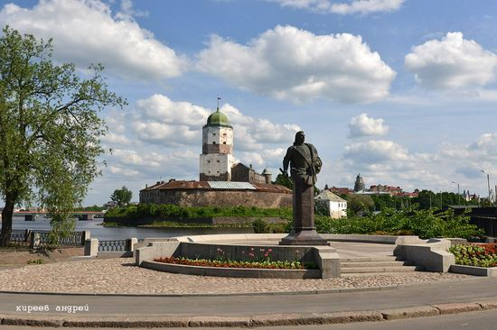 Vyborg city, Leningrad region, Russia, photo 10