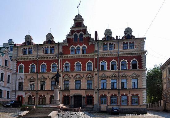 Vyborg city, Leningrad region, Russia, photo 12