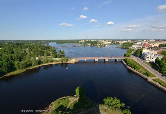 Vyborg city, Leningrad region, Russia, photo 17