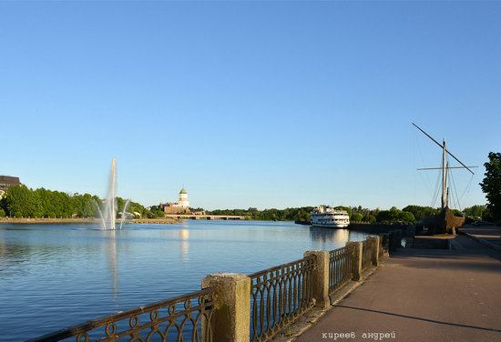 Vyborg city, Leningrad region, Russia, photo 21