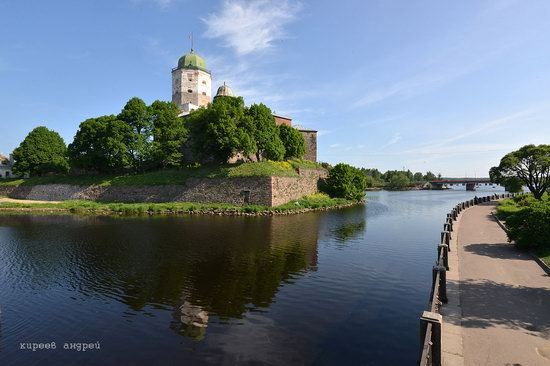 Vyborg city, Leningrad region, Russia, photo 9