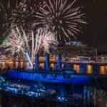 Festival of Lights in St. Petersburg