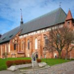 Gothic Cathedral in Kaliningrad
