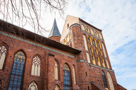 Gothic Cathedral in Kaliningrad, Russia, photo 11