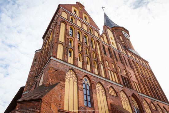 Gothic Cathedral in Kaliningrad, Russia, photo 13